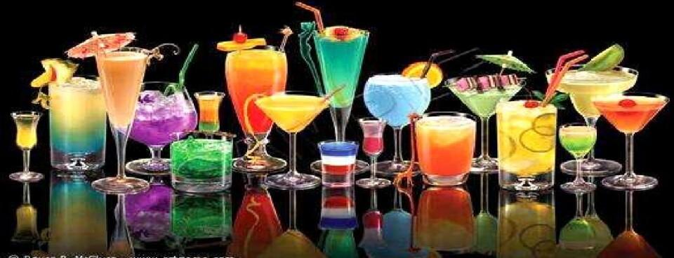 Krótko o drinkach